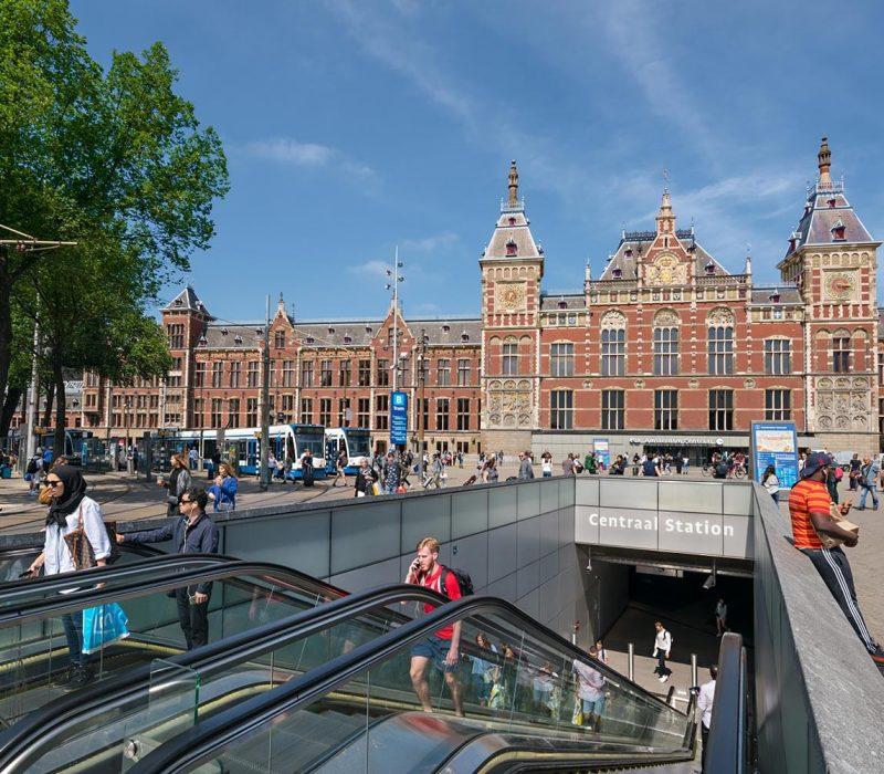 BouwkostenExpert Metrostation Amsterdam